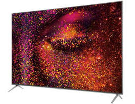 TCL 55 inches 55p615 Smart Android UHD-4K Digital Tvs image 1