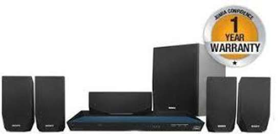 Sony BDV-E2100 – 5.1 Channel Blu-ray Disc Home Theatre System image 1