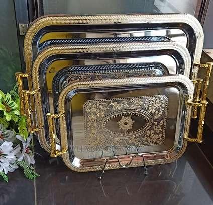 Golden Trays image 1