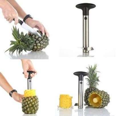 Pineapple Peeler Corer Slicer image 1