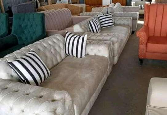3 seater Comfy Sofa/Classic design image 1