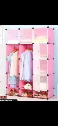 Plastic wardrobes image 3