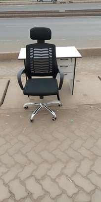 Reclining swivel  chair image 1
