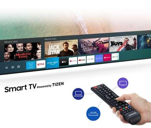 "65 inch Samsung UA65TU8000UXKE 65"" Smart Crystal UHD 4K LED TV - AI Smart With Google Assistant - Series 8 image 4"