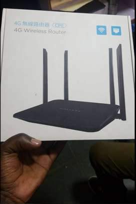 4G Wireless Router image 1
