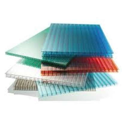 Poly carbonate For Balcony/Parking Shades image 1