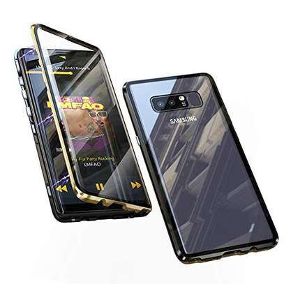 Magnetic Luxury Absorption Cases For Samsung Note 8 image 2