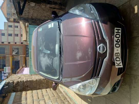 Nissan Note 1.5 dCi image 6