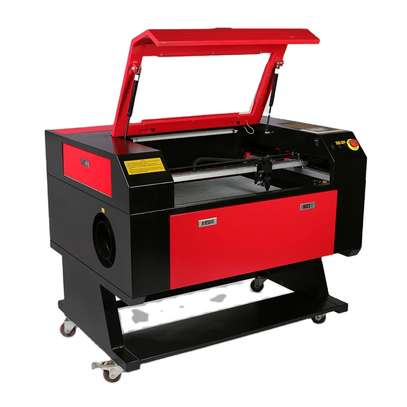 Medium  Laser Engraving Machine. image 1
