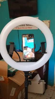 14 Inch - 36cm Ring Light With Remote Control & Strobe Function image 1