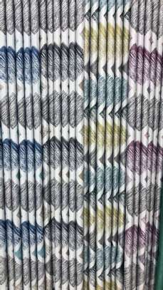 STYLISH SHEERS AND CURTAINS PER METRE @ 1300/= image 5