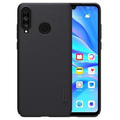 Nillkin Super Frosted Shield Matte cover case for Huawei P30 Lite image 4