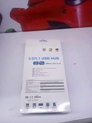 Hub 3.0/3.1+ Card Reader 5/10 GBPS image 3