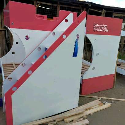 Latest Bunk bed/modern beds/double decker/baby beds for sale in Nairobi Kenya image 2