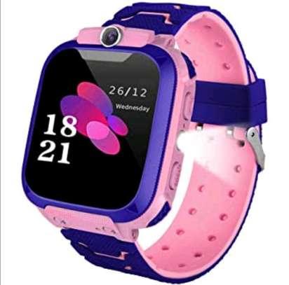 Kids Tracker Smartwatch - Best Emergency Locator and Notifier image 4
