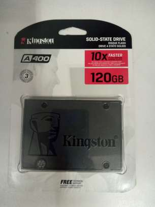 "Kingston A400 120GB SSD 2.5"" SATA3 image 2"