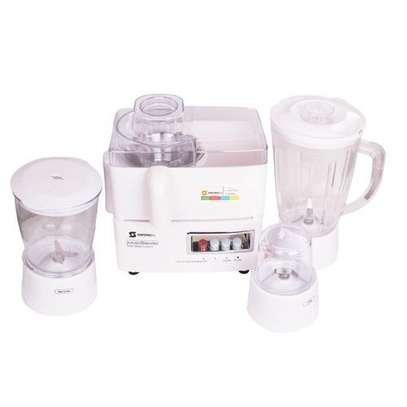 Blender/Juicer/Mincer And Grinder - 400W- Sayona 4-In-1 image 1