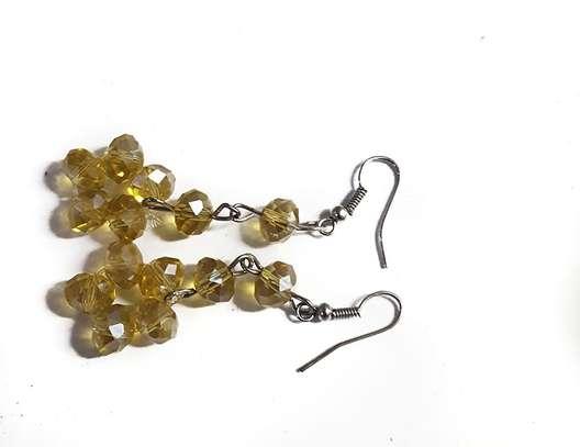 Crystal Earrings image 2