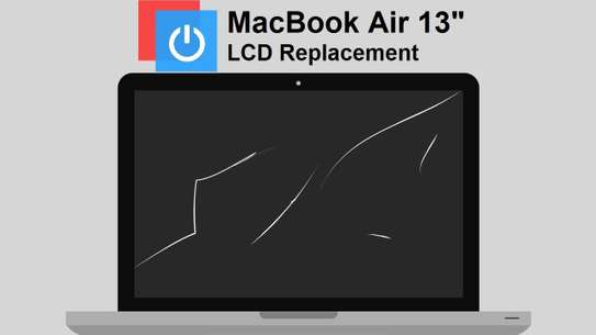 "Macbook Air 13"" (A1466) 2013 - 2017 LCD Screen Replacement"