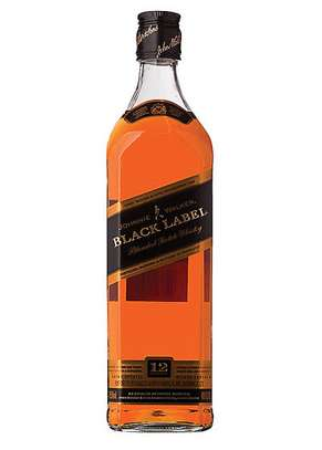 Johnnie Walker Black Label 750ml image 1