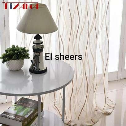 Curtain  Sheers image 5