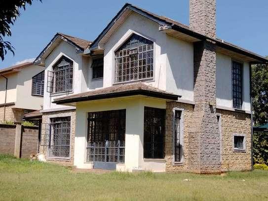 Stunningly Beautiful 3 Bedrooms MAISONETTE Along Kiambu Road image 1