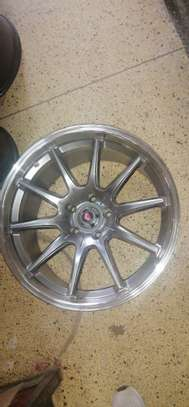 Offset Rims size (18),  for Crown, Subaru, Legacy, Harrier. image 3