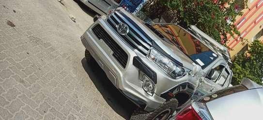Toyota Hilux 2.5 D-4D Double Cab image 2