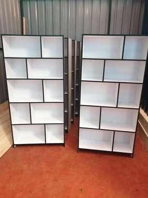 Executive book shelves and storage image 7