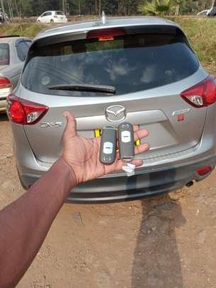 Mazda Car Key Duplication/Lost Replacement image 1