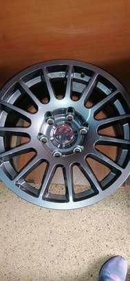 Size 17 Toyota Hilux rims image 3