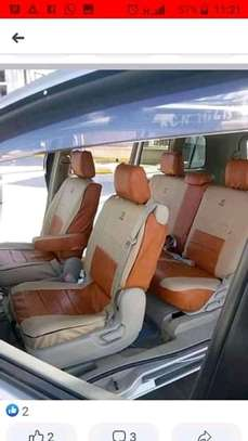 Clear Car Seat Covers image 7