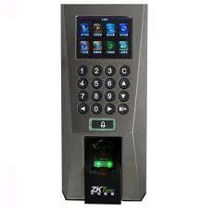 biometrics access control and time attendance systems