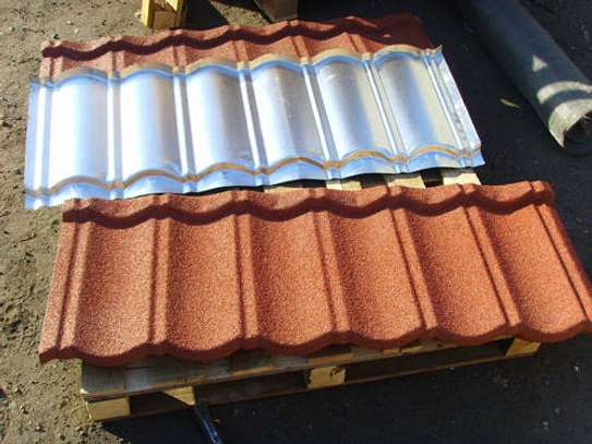 STONE COATED METAL ROOFING TILES image 5