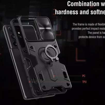 Nillkin for Samsung Galaxy S21 Ultra Armor Camshield image 2
