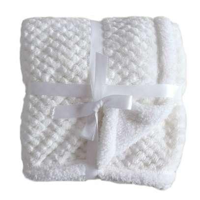 Soft Baby shawl image 1