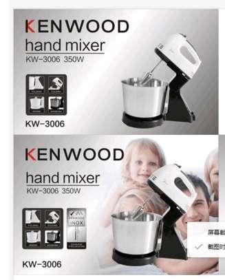 Kenwood Hand Mixer With bowl image 1