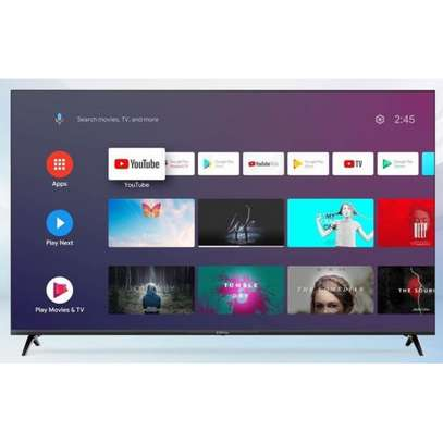 """INFINIX X1 32"""" INCH FRAMELESS SMART ANDROIDTV,IN-BUILT WI-FI,GOOGLE image 1"""