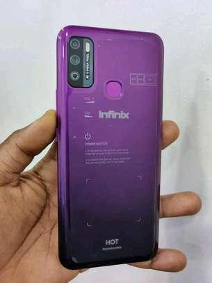 mobile phone infinix hot 9