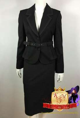 Plus Size Skirt Suits Made in UK
