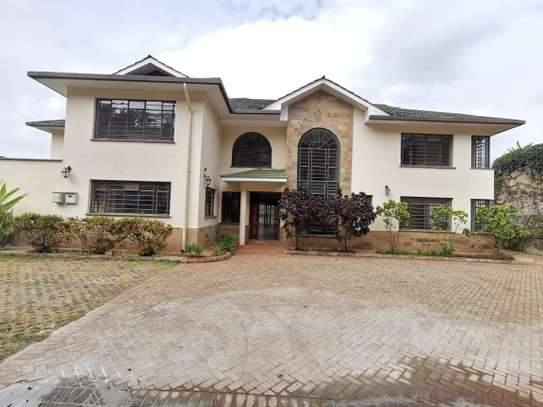 5 bedroom house for rent in Lower Kabete image 7
