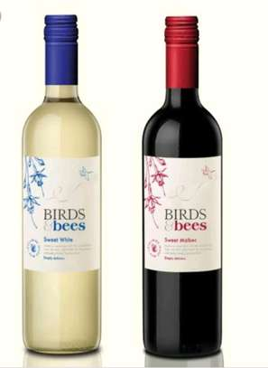 Bird and bees 750ml
