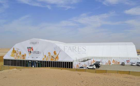 Tents & Marquees for Events and Exhibitions