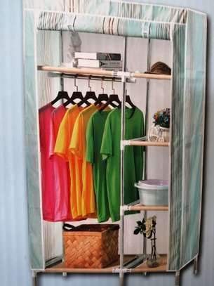 Executive Portable metallic wardrobes image 3