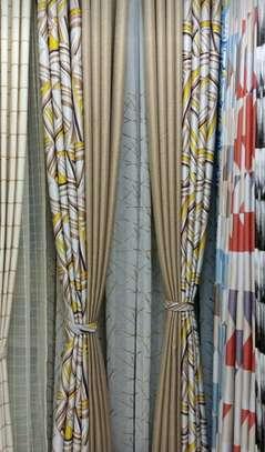 Heavy curtain fabrics image 1