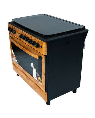 Bruhm Cooker, 90X60cm ,4 Gas + 2 HP image 2
