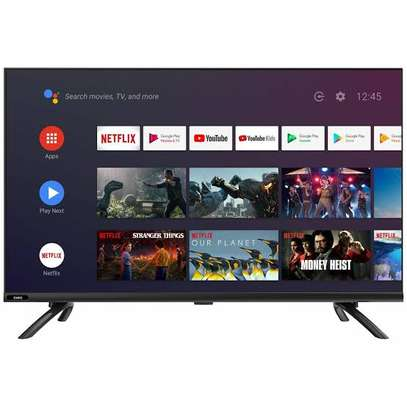 Hisense 32 inches Android Smart Digital Frameless TVs image 1