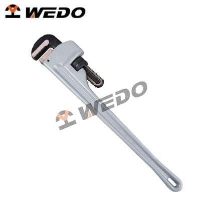 Wedo Aluminium Pipe Wrench - 12 Inch image 1