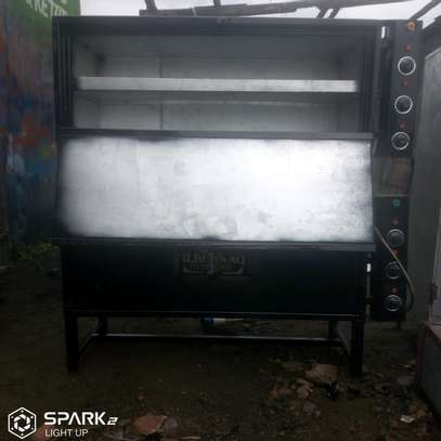 Commercial electric oven image 3