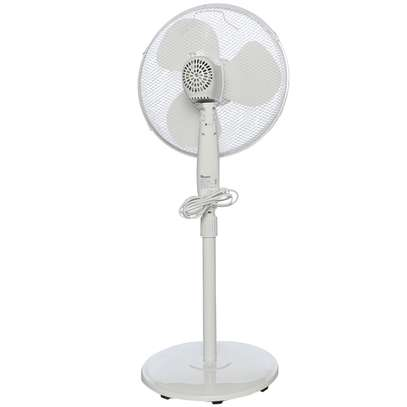RAMTONS WHITE, STAND FAN, 3 SPEED- RM/260 image 3